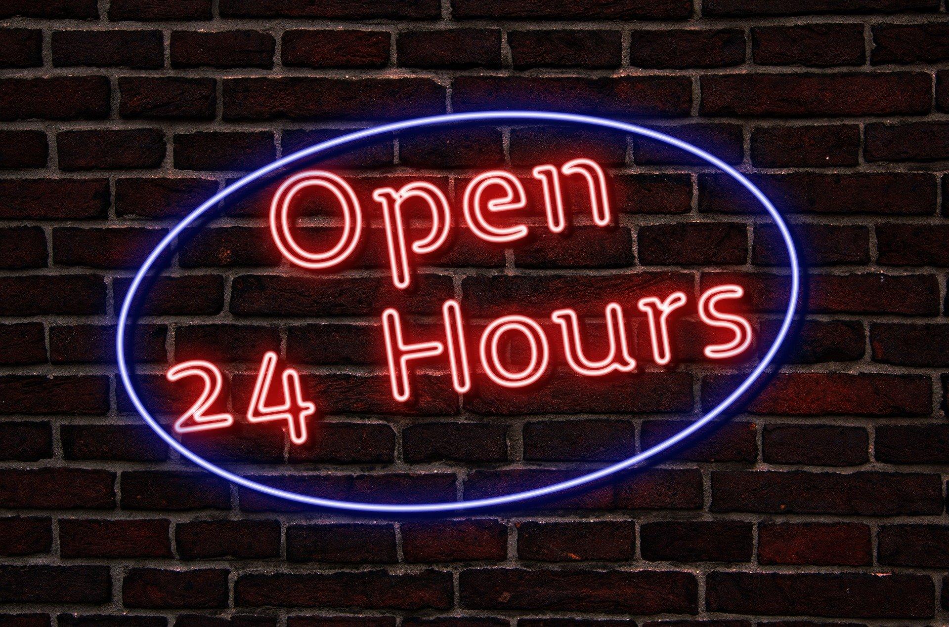 24時間駆付けサービスはありがたい!